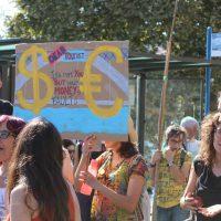 הפגנה בפורטו