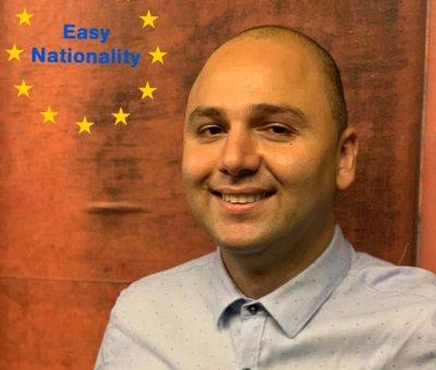 Mordehai Shabi Easy Nationality