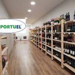 Portuel Store inside